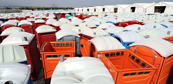 Champion Portable Toilets in Virginia Beach, VA